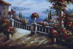 Aad021 - oil paintings